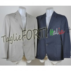 Giacca Luigi Morini Art. Matteo Tessuto in Cotone Stretch Taglie Tedesche Drop 4 Made in Germany
